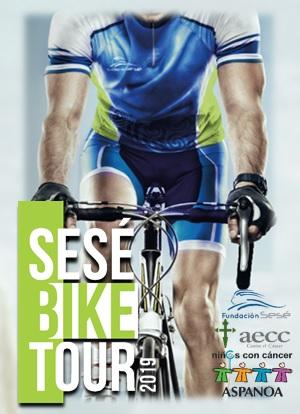 Una Sesé Bike Tour 2019 de récord recauda 27.000 euros para luchar contra el cáncer