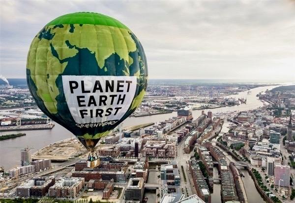 Greenpeace critica duramente la ley de cambio climático prevista por el Gobierno