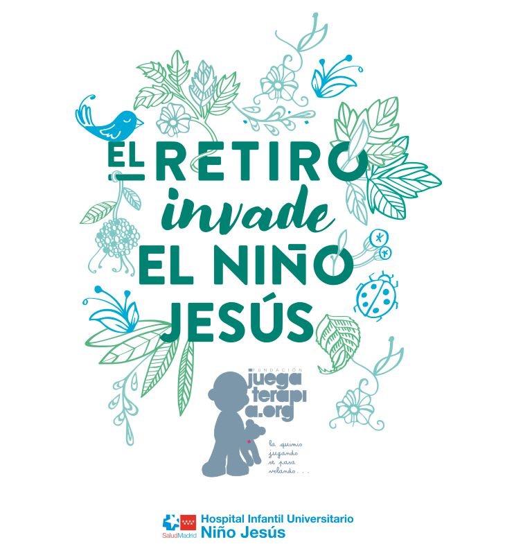 Juegaterapia – Hospital Niño Jesús