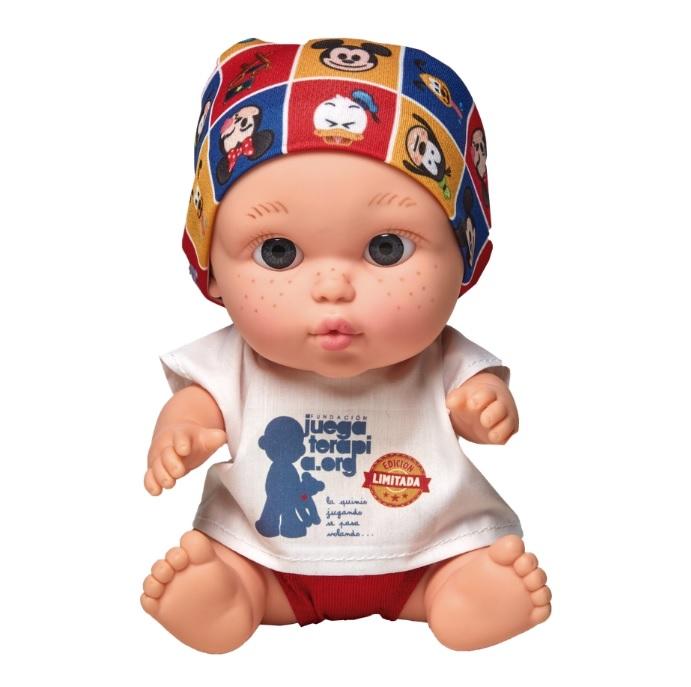 Juegaterapia lanza un nuevo Baby Pelón