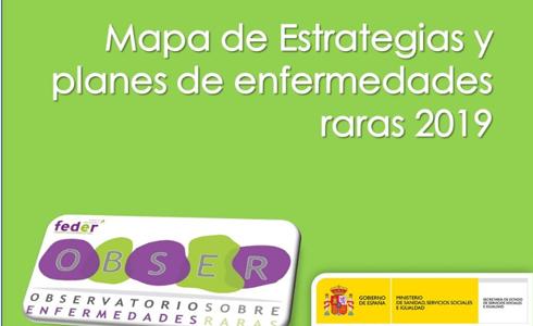 FEDER estrena Mapa Interactivo con las Estrategias y Planes en Enfermedades Raras